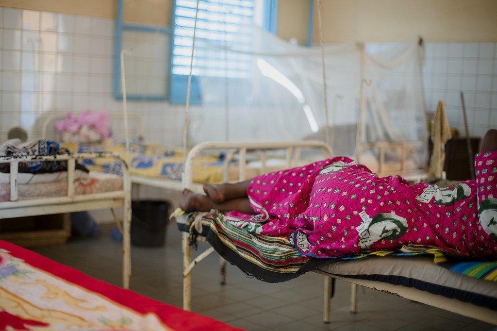 Wanawake wakiwa wamelazwa hospitalini