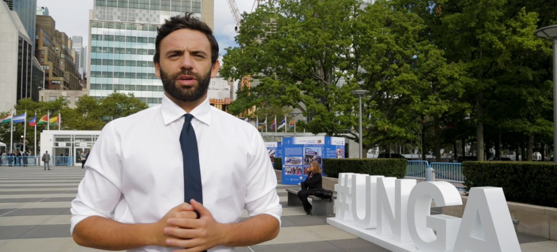 Alexandre Soares - ONU News