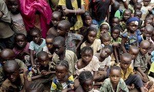 Metade da população centro-africana precisa de ajuda humanitária.