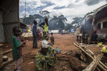 Près de 20 000 personnes ont été déplacées dans le sud-est de la République centrafricaine, notamment à Pombolo, Gambo, Rafai et Zemio.