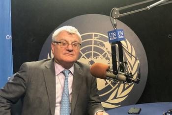 Ион Ботнару рассказал Службе новостей ООН об особенностях общих прений Генассмблеи ООН