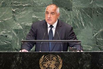 Президент Болгарии Бойко Борисов