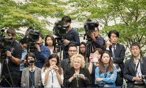 Apenas este ano, pelo menos 88 profissionais dos media foram mortos