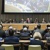 美国今天在联合国纽约总部召开了一次有关禁毒的高级别活动,由美国总统特朗普亲自主持。联合国秘书长古特雷斯出席了活动。
