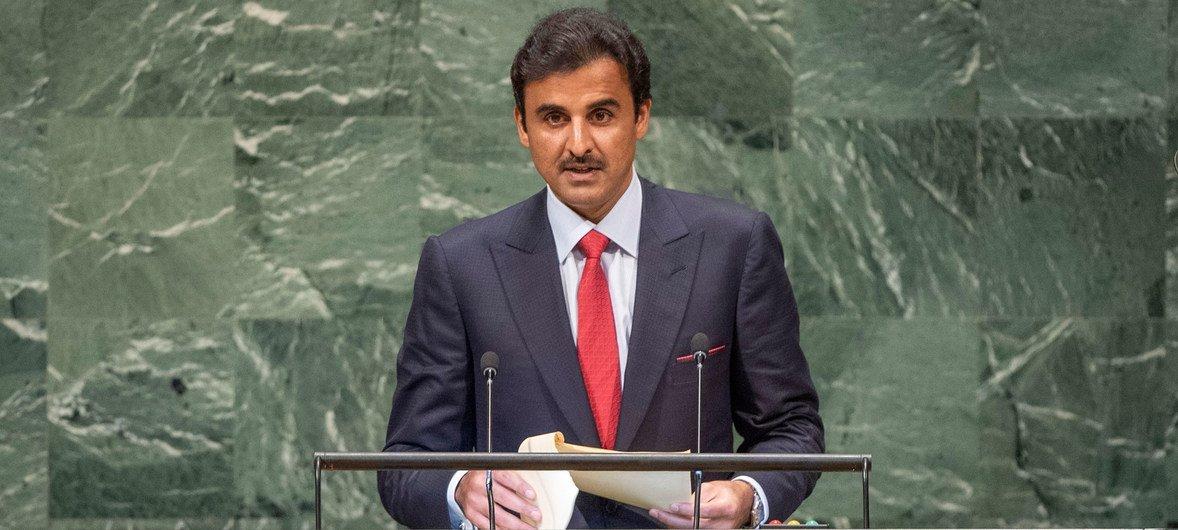 Эмир Катара Тамим бен Хамад Аль Тани