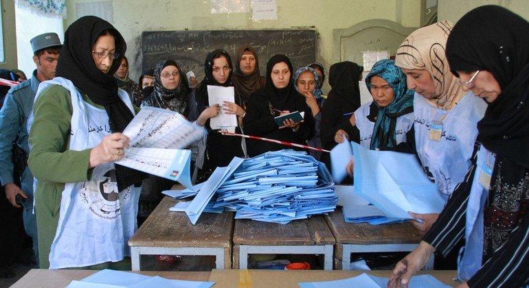 В ООН призывают всех граждан Афганистана, имеющих право голоса, принять участие в парламентских выборах