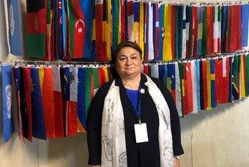 Хиджран Гусейнова возглавляет Государственный комитет Азербайджана по делам семьи, женщин и детей