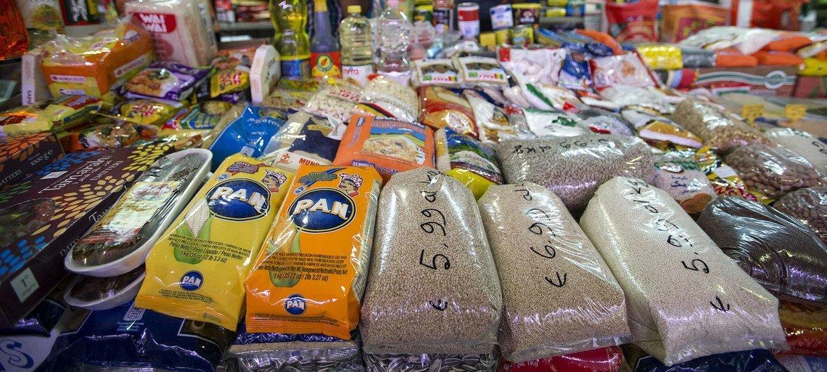 В ООН призывают обеспечить здоровым питанием все население планеты.