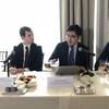 """北京师范大学吴沈括教授在联合国毒品和犯罪问题办事处举办的""""网络攻击对国际关系与安全的影响""""会议期间致辞。"""