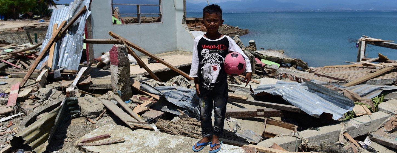Nesta quarta-feira, 26 de dezembro, o país marcou 14 anos do terremoto e do tsunami no Oceano Índico.