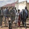 Une délégation conjointe de haut niveau de l'ONU et de l'Union africaine en visite au Soudan du Sud.