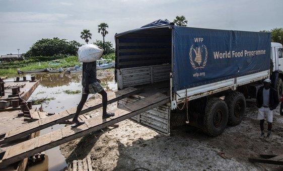O acesso humanitário é um dos problemas no país.