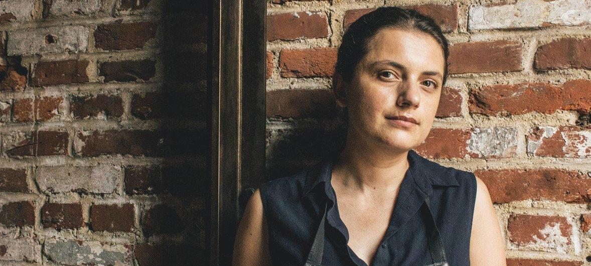 Ana Caballero, gerente de compras y chef de Fork and High Street on Market, en Filadelfia, Estados Unidos.