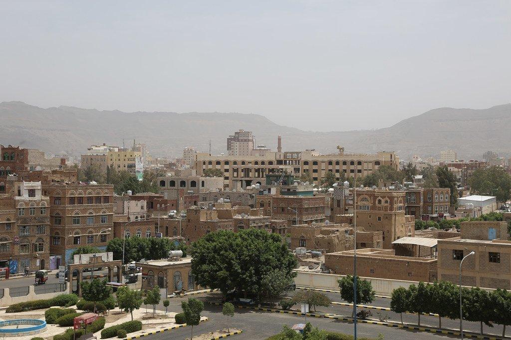 也门萨那。