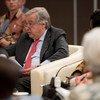 Secretary-General António Guterres speaks at the IMF Development Committee meeting in Bali, Indonesia.
