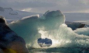 Guterres lembrou o alerta dos principais cientistas do mundo para a necessidade de limitar o aumento da temperatura a 1,5 graus até o final do século.