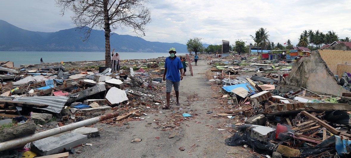 Unicef receia que muitos menores fiquem expostos a doenças na época chuvosa
