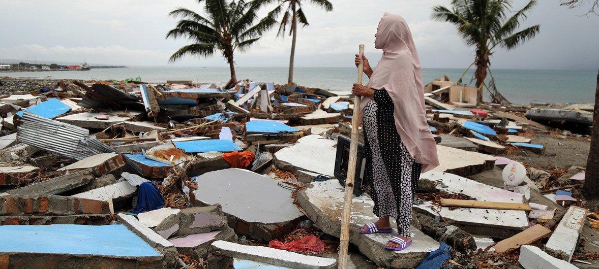 Desastres naturais e mudanças climáticas têm um custo cada vez maior.