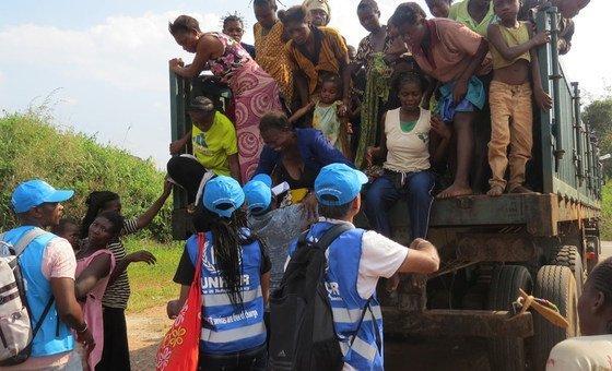 Angola acolhe 70 mil refugiados e candidatos a asilo.