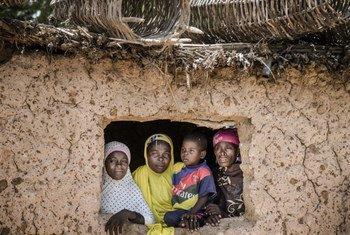 La violencia afecta a las familias que viven en el Sahel. Foto tomada en el pueblo de Dargue, en la región de Maradi, Níger.
