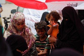 Cerca de 2 milhões de mulheres grávidas e lactantes desnutridas podem enfrentar risco de morte devido à fome que assola o Iêmen