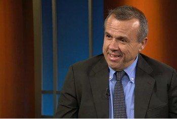 Coordenador residente da ONU em Angola, Paolo Balladelli.