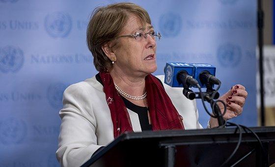 Escritório de Direitos Humanos da ONU anunciou que uma equipe de cinco membros será envida à Venezuela a partir da segunda-feira