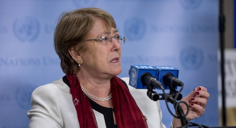 UN Human Rights chief appeals for de-escalation in Israel-Palestine crisis
