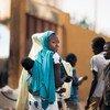 Mama na mwana Niger.2018