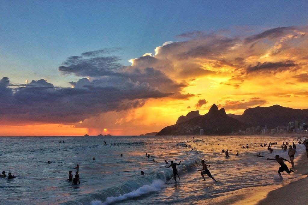 Vista de Río de Janeiro, Brasil