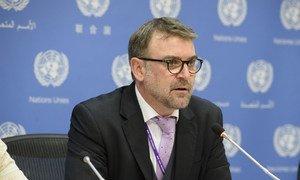 Бернард Духаймe - руководитель Рабочей группы ООН по насильственным или недобровольным исчезновениям
