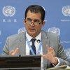 Nils Melzer, UN Special Rapporteur on torture. (file photo)