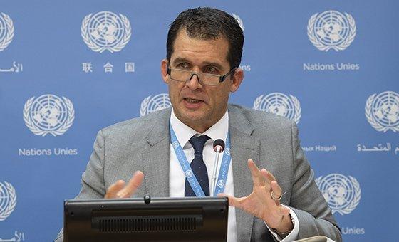 O relator especial sobre tortura, Nils Melzer