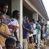 Desplazadosen Ecuatoria Occidental, Sudán del Sur.
