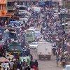 肯尼亚首都内罗毕。