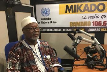 Alioune Tine, expert indépendant sur la situation des droits de l'homme au Mali