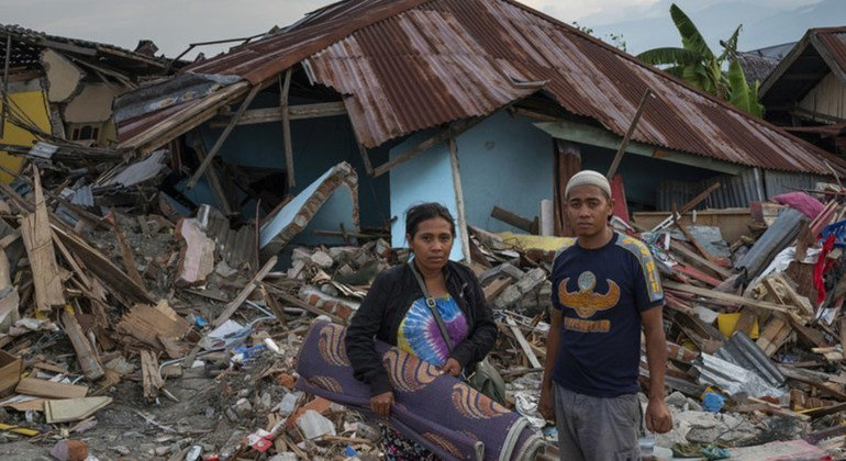 Sulawesi devastation 'beyond imagination' as massive aid operation continues: UNHCR