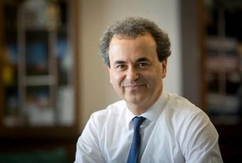 Ex-secretário de estado da Saúde de Portugal, Fernando Araújo.
