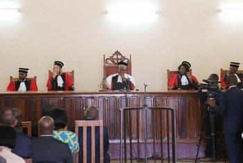 Создание Специального уголовного суда в ЦАР в ООН считают важным достижением. Его первое решение - передача в МУС бывшего руководителя повстанцев.