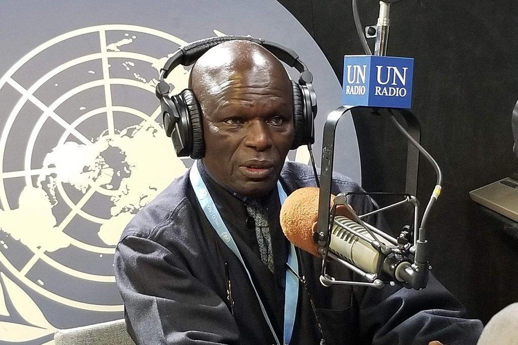 Doudou Diène, Président de la Commission d'enquête du Burundi