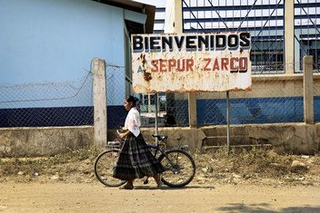 Indigenous women in Guatemala were systematically raped and enslaved by the military in a small outpost near the Sepur Zarco community during the 36-year-long civil conflict. (April 2018)
