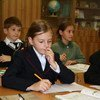 Primary school children study in their classroom (file October 2007)