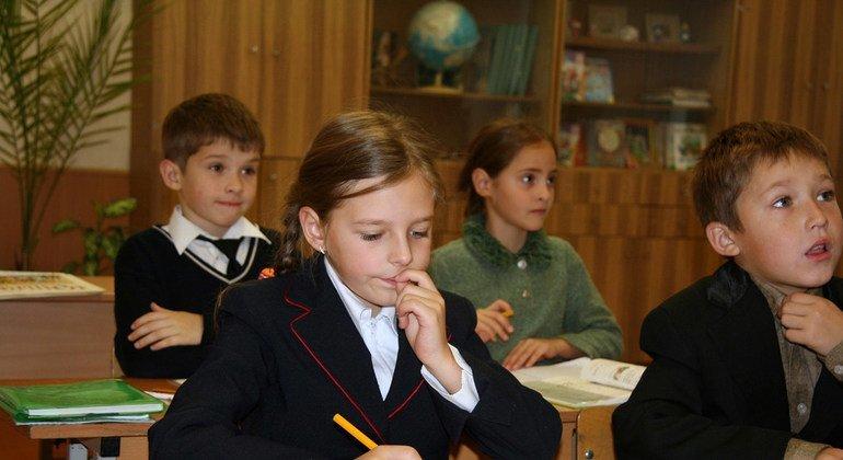 Современное образование должно готовить детей к меняющемуся миру