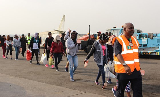 Segundo a OIM, muitas mortes de migrantes na África são evitáveis.