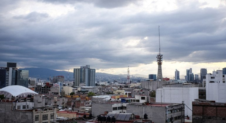 El México urbano avanza hacia mejores medios de vida con ciudades más limpias