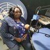 Isabella Masinde,Mkurugenzi wa masuala ya mazingira na ulinzi wa jamii, katika kamati ya kitaifa ya malalamiko kuhusu Mazingira Kenya akihojiwa na UN News katika makao makuu ya UN New York Marekani.