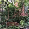 Jardin communautaire à New York.