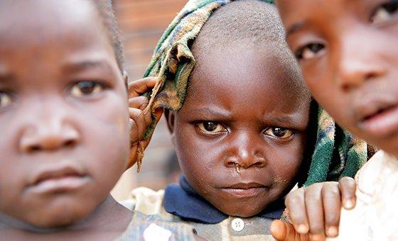 Relatora disse que as mortes de crianças por desnutrição grave têm aumentado nos últimos meses no Zimbabué.