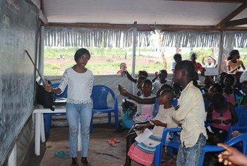 Programa tem o apoio do Banco Mundial e abrange merenda escolar e avaliação sobre nutrição