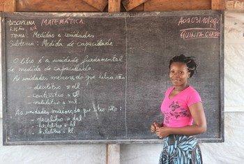 Educação é uma das áreas estudadas.